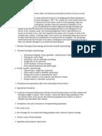 Chicano Study Guide