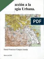 Introducciòn a la Hidrologìa Urbana - Campos Aranda
