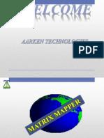 Matrix Mapper in Aviation Industry