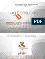 Advertising Solutions by Tag4Consulting