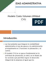 3ra Unidad (Modelo CVU) 1ra Parte