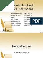 Sediaan Mukoadhesif_oral Dan Oromukosal_ref 18 Okt