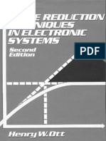 Henry Ott - Noise Reduction Techniques in Electronic Systems-2nd Edition