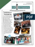 CAN Newsletter December 2013