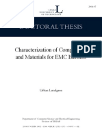 Characterization of Components