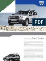 Dacia Duster E-Brochure