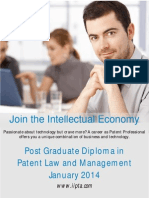 PGD in Patent Law and Management