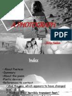 A Photograph.