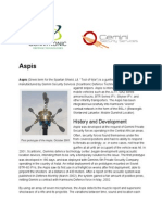 Aspis information packet