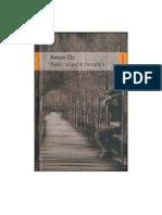 Amos Oz - Kako izlečiti fanatika