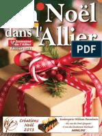 Un Noël dans l'Allier 2013