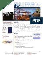 Stability Trim Flyer