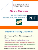 Ch 1-Atomic Structure