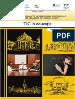 Modul 5 TIC in Educatie