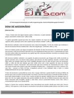 Dom de Missionc3a1rio1