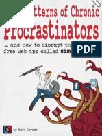 The 4 Patterns of Chronic Procrastinators From Simpleology