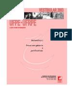 UFPE_mat_1_2003