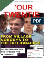 Magazine Cover Draft