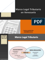 Marco Legal Tributario
