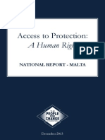 People for Change Foundation •Hirsi Report Final 2013