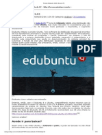 Edubuntu 12.04 (Review)