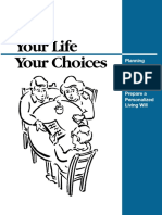 Your Life Your Choice Death Book