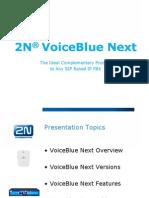VoiceBlue Product