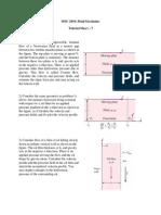 Tutorial Sheet 7