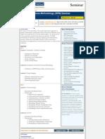 Rummler Process Methodology (RPM) Seminar