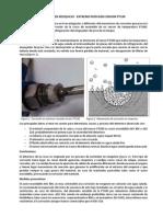 Corrosión en resquicio - sensor PT100