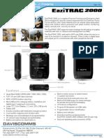 GPS - Eazitrac2000 Presentation
