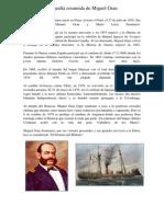 Biografía resumida de Miguel Grau