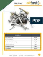 Catalog Bolts Mild Steel