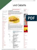 Chili Und Ciabatta Forellenfilets Auf Lauch Mit Kartoffel-S