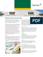 White Peak Lime Putty