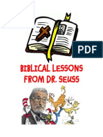 Biblical Lessons From Dr Seuss