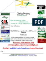 5th December,2013 Daily International Rice E-Newsletter by Riceplus Magazine