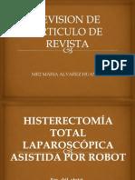 Revision de Articulo de Revista