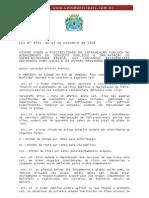 Lei Ordinária 4931 Rio de Janeiro