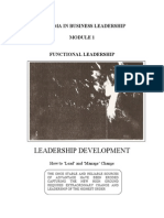 1.Leadership Functional Approach