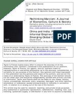 Postcolonial Informal Empires in the Emerging Global Order