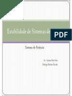 Estabilidade de Sistemas de Potência.pdf