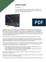Stratégie du long_short equity