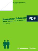 Empathy Education Web