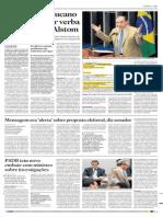 Reportagem do Estadão a respeito de e-mail de Fagali