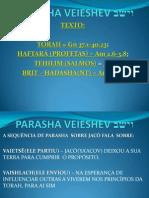 9 PARASHA VEIESHEV וישב