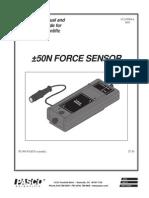 50 N Force Sensor
