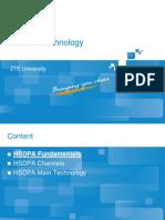 Wo Bt1006 e01 1 Hsdpa Technology