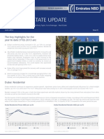 UAE Real Estate Update - June 2013