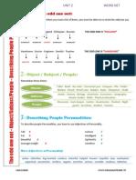 word net - summary - cc - unit 2